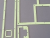Wycinanie detali - Fluorosilikon Ag/Al - Hornet