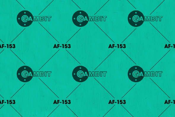 Hornet - Płyta uszczelkarska Gambit AF-153