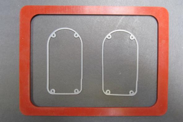 Hornet - Uszczelki CNC - Wyroby z silikonu technicznego